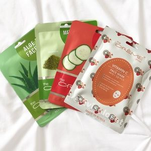 Other - Nature Themed Face Mask Bundle (4)